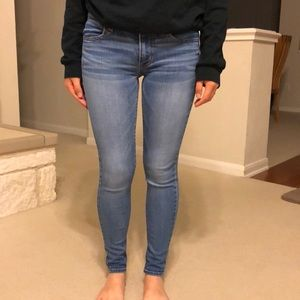American Eagle Outfitters Jeans - American Eagle High Wasted Jeggings